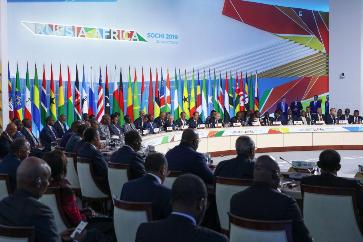 ООО «Комплексные системы безопасности» обеспечило услугами связи Саммит и Экономический форум Россия-Африка
